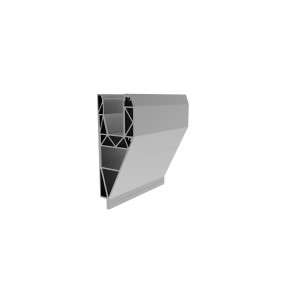 SB-A3 Profil de base, apparence inox